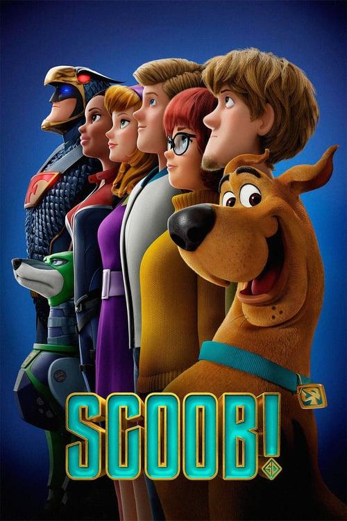ดูหนังออนไลน์ฟรี Scoob! (2020) สคูบ!