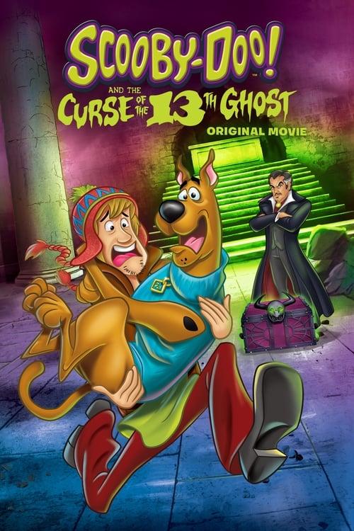 ดูหนังออนไลน์ฟรี Scooby-Doo! and the Curse of the 13th Ghost (2019) สคูบี้ดู กับ 13 ผีคดีกุ๊กๆ กู๋