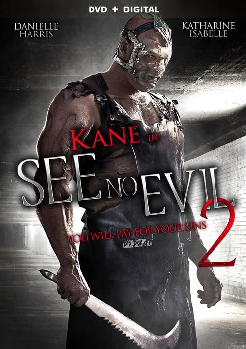 ดูหนังออนไลน์ฟรี See No Evil 2 (2014) เกี่ยว ลาก กระชากนรก 2