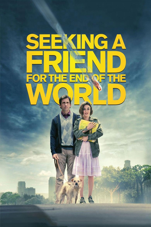 ดูหนังออนไลน์ฟรี Seeking A Friend For The End of The World (2012) โลกกำลังจะดับ แต่ความรักกำลังนับหนึ่ง
