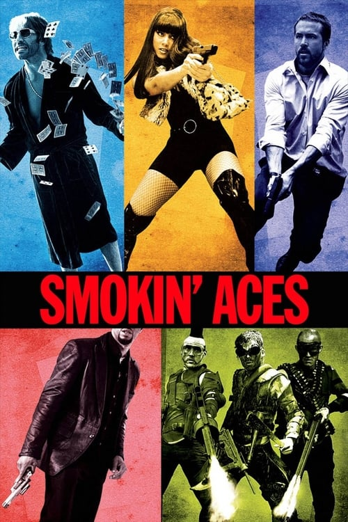 ดูหนังออนไลน์ฟรี Smoking Aces (2006) ดวลเดือด ล้างเลือดมาเฟีย