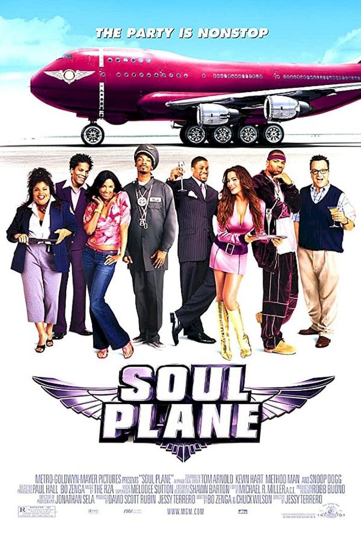 ดูหนังออนไลน์ฟรี Soul Plane (2004)
