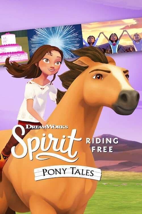 ดูหนังออนไลน์ฟรี Spirit Riding Free Ride Along Adventure (2020) สปิริตผจญภัย ขี่ม้าผจญภัย