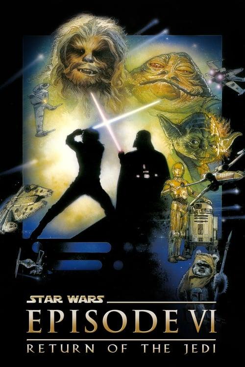 ดูหนังออนไลน์ฟรี Star Wars Episode 6 – Return of the Jedi (1983) สตาร์ วอร์ส เอพพิโซด 6 การกลับมาของเจได