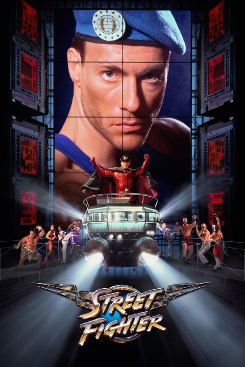 ดูหนังออนไลน์ฟรี Street Fighter (1994) สตรีทไฟต์เตอร์ ยอดคนประจัญบาน