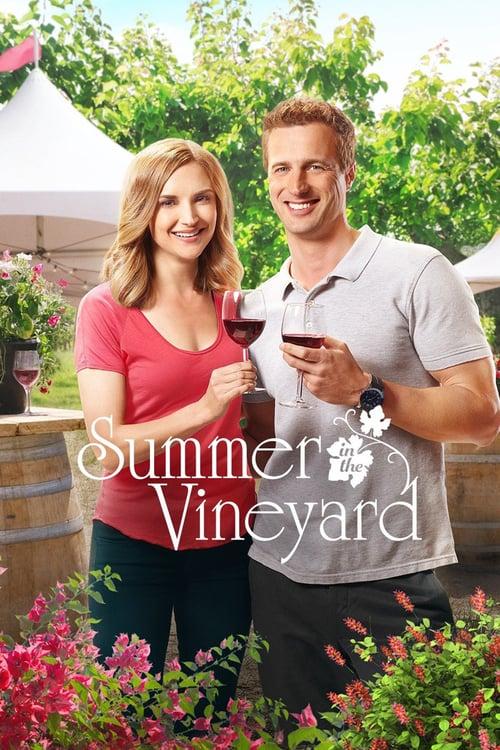 ดูหนังออนไลน์ Summer in the Vineyard (2017) เสน่ห์รักในไร่องุ่น