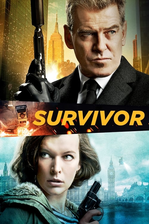 ดูหนังออนไลน์ฟรี Survivor (2015) เกมล่าระเบิดเมือง
