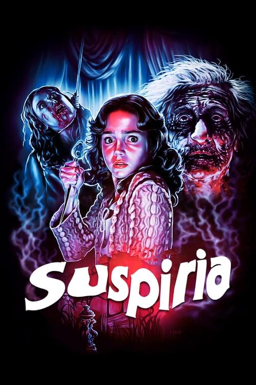 ดูหนังออนไลน์ฟรี Suspiria (1977) ดวงอาถรรพ์