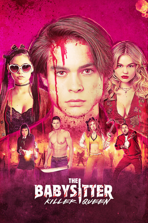 ดูหนังออนไลน์ฟรี The Babysitter Killer Queen (2020) เดอะ เบบี้ซิตเตอร์: ฆาตกรตัวแม่