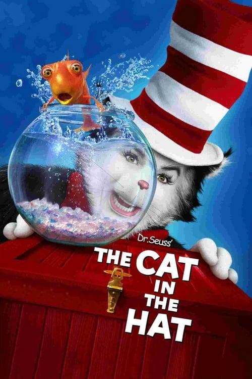 ดูหนังออนไลน์ฟรี The Cat in the Hat (2003) เหมียวแสบ ใส่หมวกซ่าส์