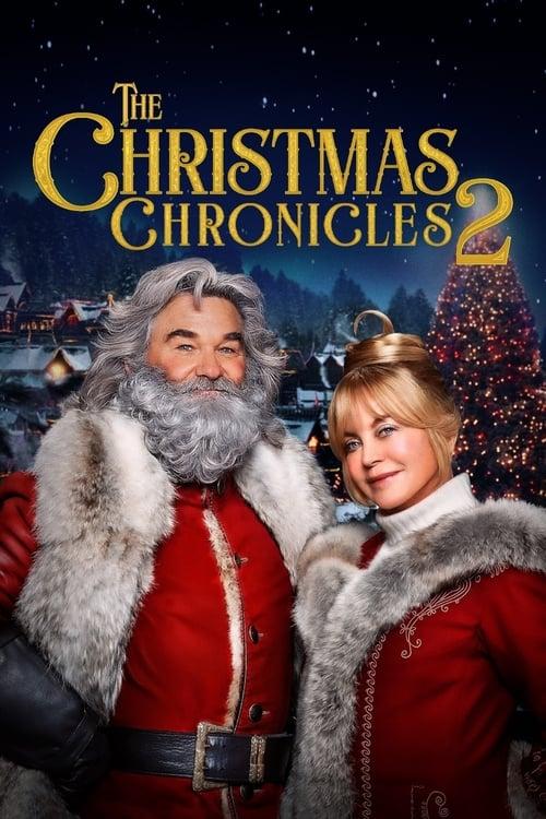 ดูหนังออนไลน์ฟรี The Christmas Chronicles 2 (2020) ผจญภัยพิทักษ์คริสต์มาส ภาค 2