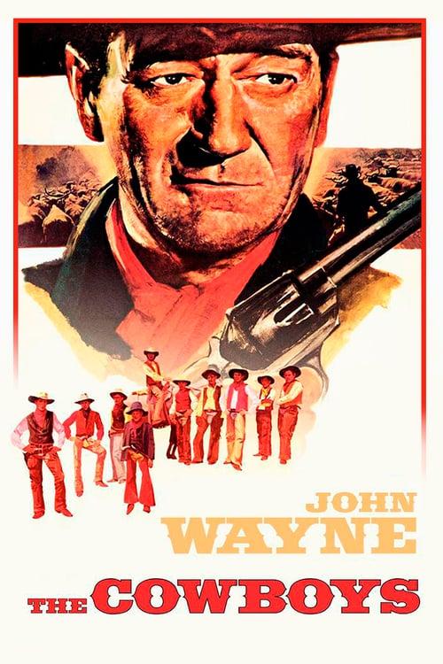 ดูหนังออนไลน์ฟรี The Cowboys (1972) คาวบอย