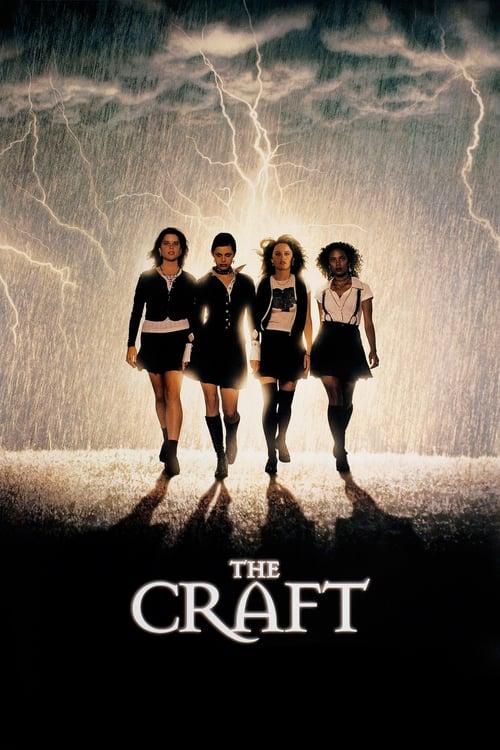 ดูหนังออนไลน์ฟรี The Craft (1996) สี่แหววพลังแม่มด