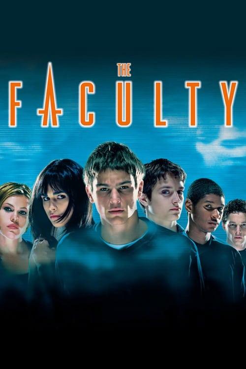 ดูหนังออนไลน์ฟรี The Faculty (1998) โรงเรียนสยองโลก