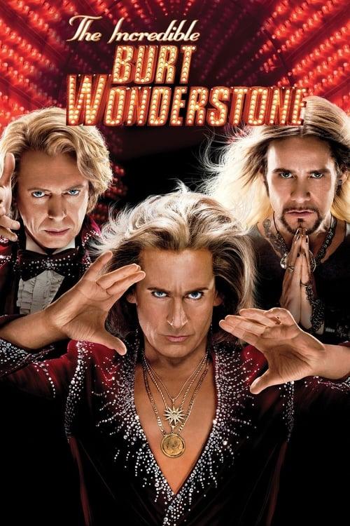 ดูหนังออนไลน์ฟรี The Incredible Burt Wonderstone (2013) ศึกเวทย์มนตร์ป่วนลาสเวกัส