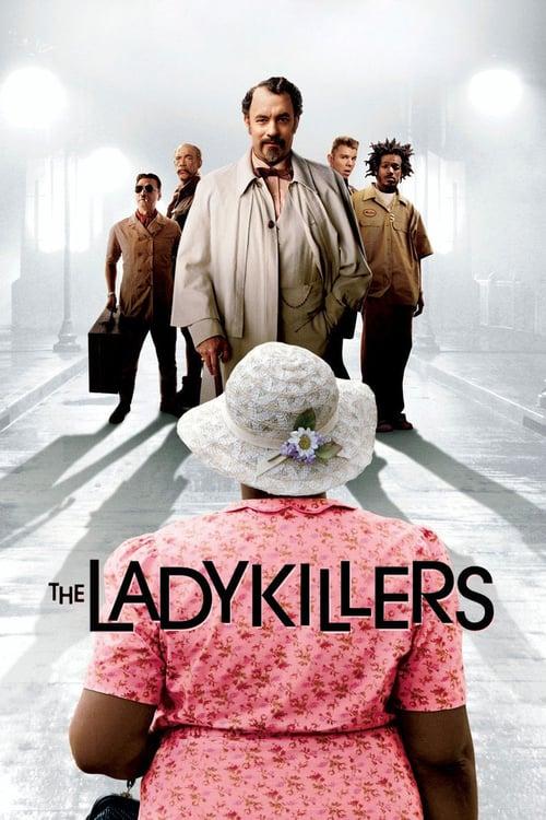 ดูหนังออนไลน์ฟรี The Ladykillers (2004) แผนปล้นมั่ว มุดเหนือเมฆ