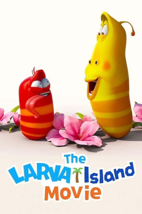 ดูหนังออนไลน์ฟรี The Larva Island Movie (2020) ลาร์วาผจญภัยบนเกาะหรรษา (เดอะ มูฟวี่)
