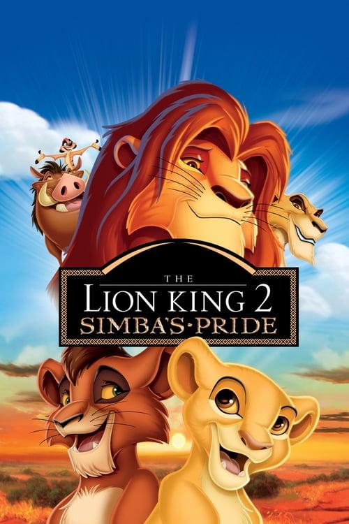 ดูหนังออนไลน์ฟรี The Lion King 2 (1998) เดอะ ไลอ้อน คิง 2 : ซิมบ้าเจ้าป่าทรนง