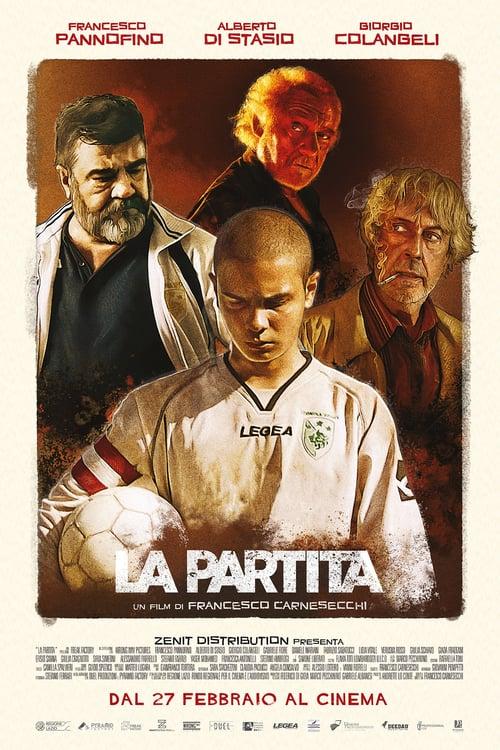 ดูหนังออนไลน์ฟรี The Match (La partita) (2020) นัดชี้ชะตา