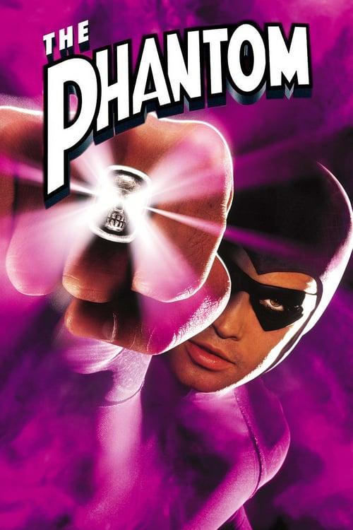 ดูหนังออนไลน์ฟรี The Phantom (1996) แฟนท่อม ฮีโร่พันธุ์อมตะ