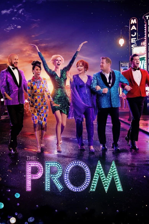 ดูหนังออนไลน์ฟรี The Prom (2020) เดอะพรอม