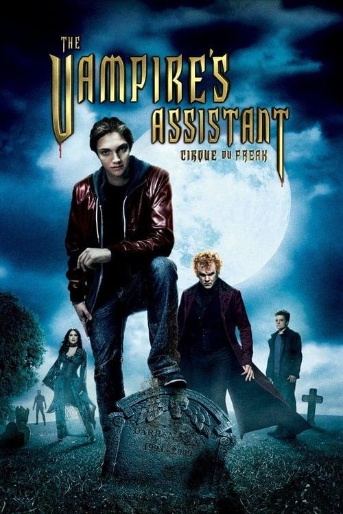 ดูหนังออนไลน์ฟรี Cirque du Freak: The Vampire's Assistant (2009) ผจญโลกแวมไพร์มรณะ