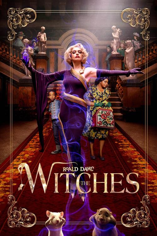ดูหนังออนไลน์ฟรี The Witches (2020) แม่มดของโรอัลด์ดาห์ล