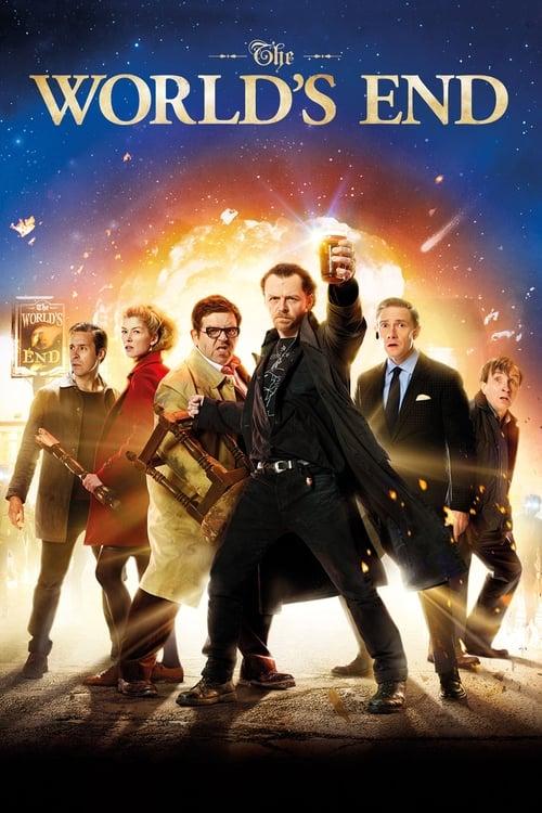 ดูหนังออนไลน์ฟรี The Worlds End (2013) ก๊วนรั่วกู้โลก