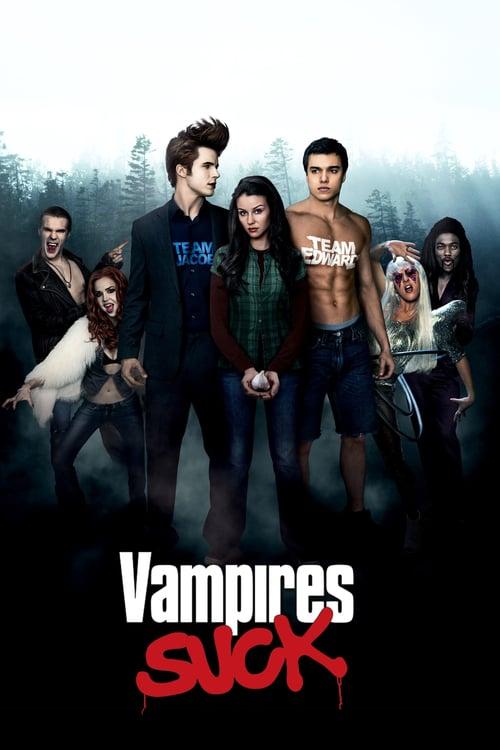 ดูหนังออนไลน์ฟรี Vampires Suck (2010) สะกิดต่อมขำ ยำแวมไพร์
