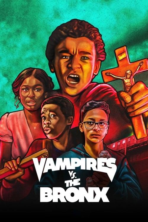 ดูหนังออนไลน์ฟรี Vampires vs. the Bronx (2020) แวมไพร์บุกบรองซ์