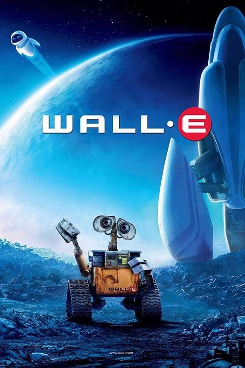 ดูหนังออนไลน์ฟรี Wall-E (2008) วอลล์ – อี  หุ่นจิ๋วหัวใจเกินร้อย