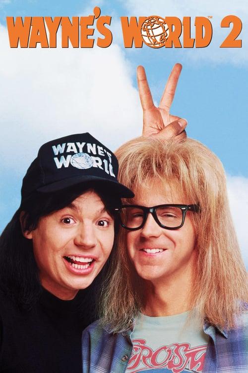 ดูหนังออนไลน์ฟรี Waynes World 2 (1993)