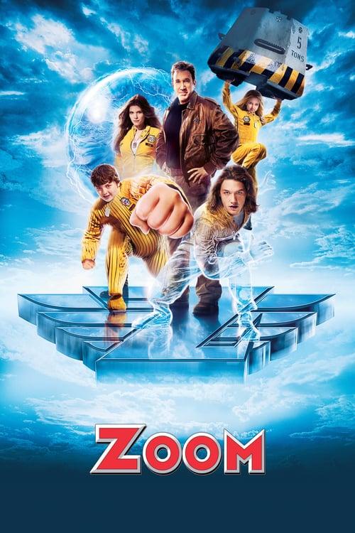ดูหนังออนไลน์ Zoom (2006) ทีมเฮี้ยวพลังเหนือโลก