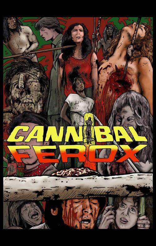 ดูหนังออนไลน์ฟรี [18+] Cannibal Ferox (1981) หนังที่โดนแบนใน 31 ประเทศ