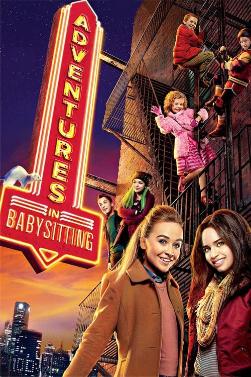 ดูหนังออนไลน์ฟรี Adventures in Babysitting (2016) พี่เลี้ยงกับเหล่าเด็กเฟี้ยวผจญภัย