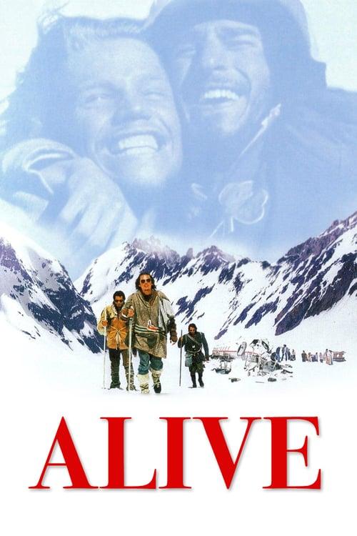 ดูหนังออนไลน์ Alive (1993) ปาฏิหาริย์สุดขั้วโลก (ซับไทย)