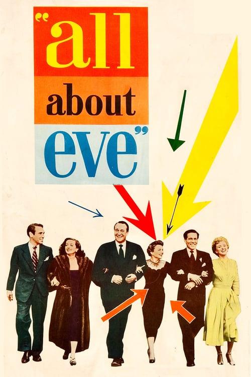 ดูหนังออนไลน์ฟรี All About Eve (1950) วิมานลวง (ซับไทย)