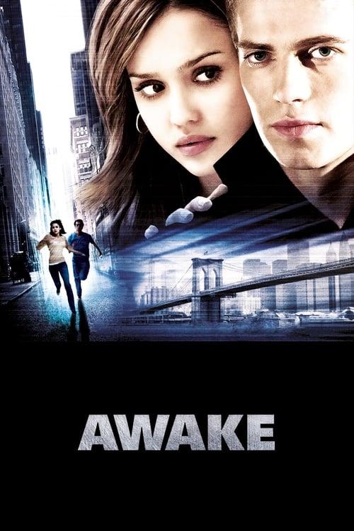 ดูหนังออนไลน์ฟรี Awake (2007) หลับ เป็น ตื่น ตาย