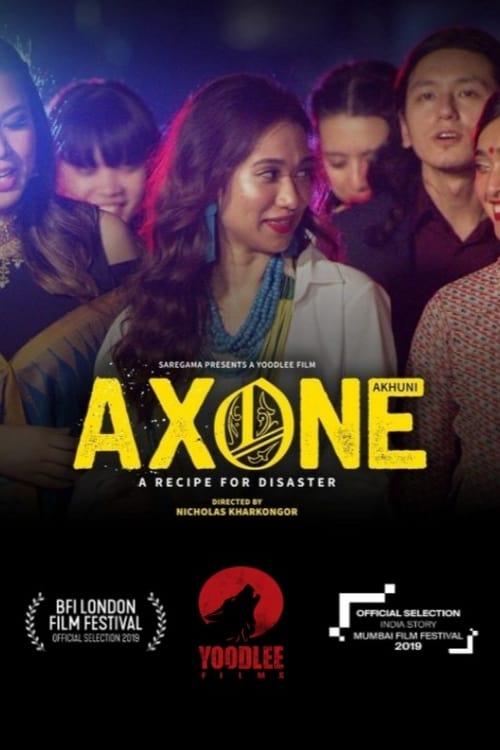ดูหนังออนไลน์ฟรี Axone (2019) เมนูร้าวฉาน