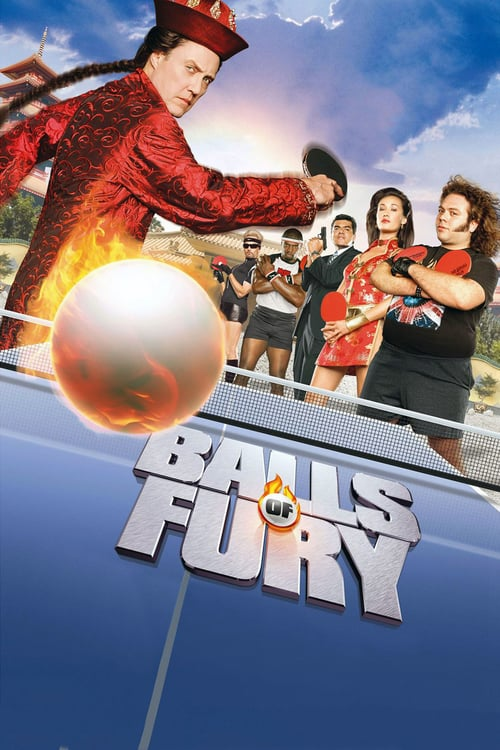 ดูหนังออนไลน์ฟรี Balls of Fury (2007) ศึกปิงปอง ดึ๋งดั๋งสนั่นโลก