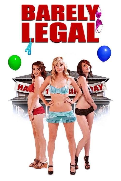 ดูหนังออนไลน์ฟรี Barely Legal (2011) 18 เป๊ะ เส้นตายสลายจิ้น