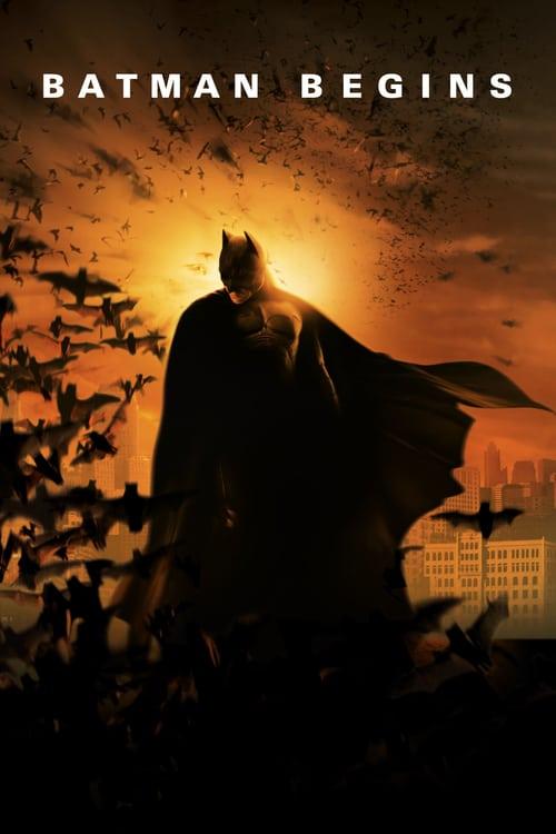 ดูหนังออนไลน์ฟรี Batman Begins (2005) แบทแมน บีกินส์