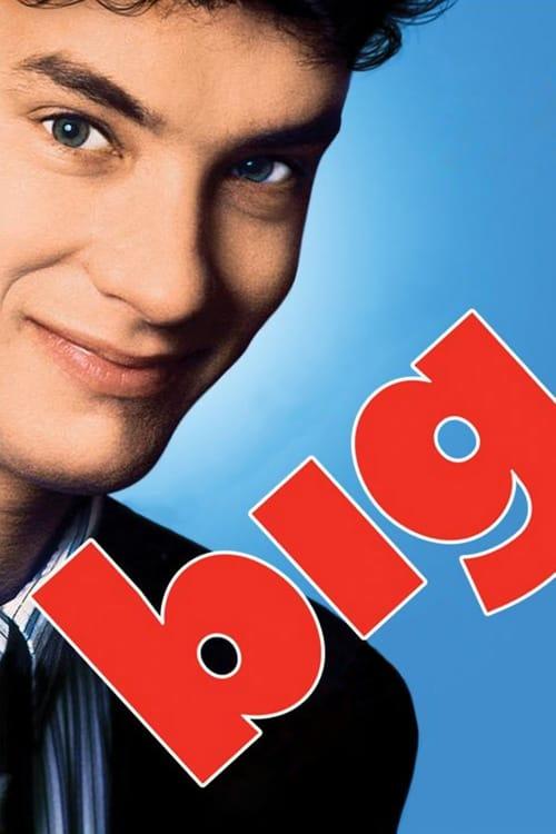 ดูหนังออนไลน์ฟรี Big (1988) บิ๊ก อยากโตก็ได้โต