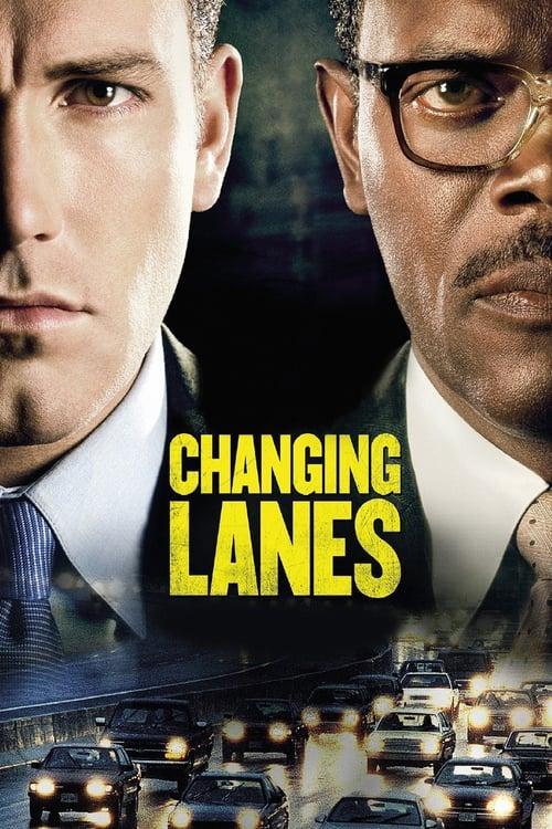 ดูหนังออนไลน์ฟรี Changing Lanes (2002) คนเบรคแตก กระแทกคน