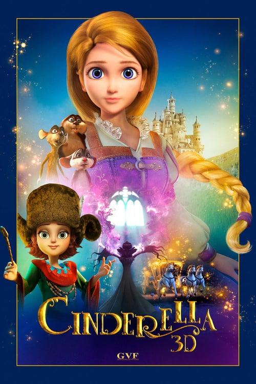 ดูหนังออนไลน์ฟรี Cinderella and the Secret Prince (2018) ซินเดอเรลล่า กับเจ้าชายปริศนา