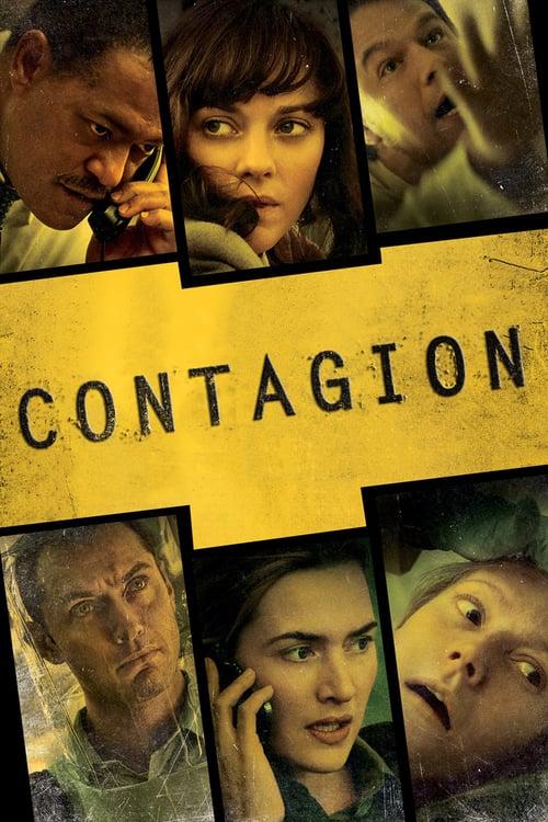 ดูหนังออนไลน์ฟรี Contagion (2011) สัมผัสล้างโลก