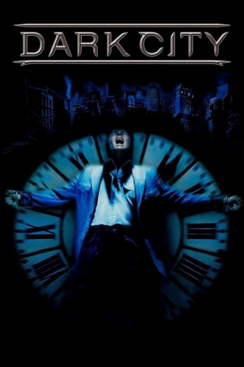 ดูหนังออนไลน์ฟรี Dark City (1998) เมืองเปลี่ยนสมอง มนุษย์ผิดคน