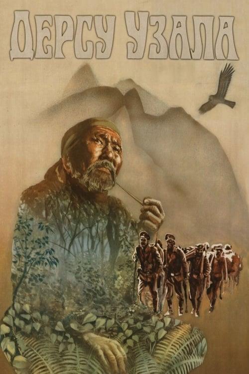 ดูหนังออนไลน์ฟรี Dersu Uzala (1975) เดอร์ซู อูซาล่า พรานใหญ่ [ซับไทย]