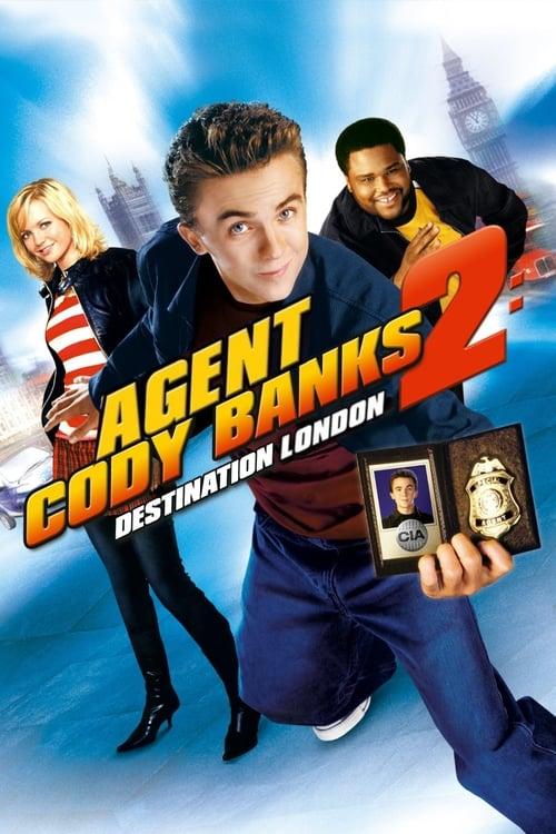 ดูหนังออนไลน์ Agent Cody Banks 2: Destination London (2004) เอเย่นต์โคดี้แบงค์ พยัคฆ์จ๊าบมือใหม่