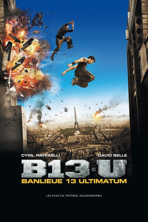 ดูหนังออนไลน์ฟรี District B13 Ultimatum (2009) คู่ขบถ คนอันตราย ภาค 2